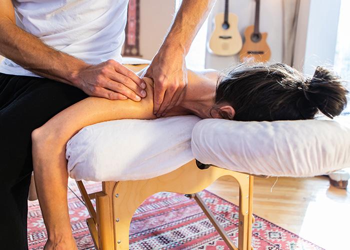 Massage bien-être à domicile à Nay